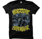 HARDCORE SUPERSTAR - T-SHIRT, HCSS BAND
