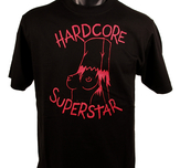 HARDCORE SUPERSTAR - T-SHIRT, BAG ON YOUR HEAD