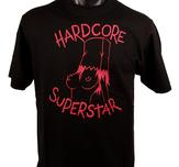 HARDCORE SUPERSTAR - T-SHIRT, BAG ON YOUR HEAD