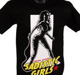 HARDCORE SUPERSTAR - T-SHIRT, SADISTIC WHIP
