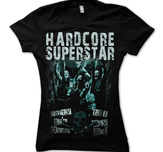 HARDCORE SUPERSTAR - GIRLIE, PARTY AIN'T OVER