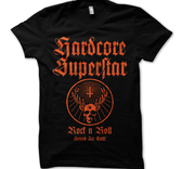 HARDCORE SUPERSTAR - T-SHIRT, JAGER