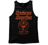 HARDCORE SUPERSTAR - TANK TOP, JAGER