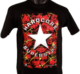HARDCORE SUPERSTAR - T-SHIRT, CASKET