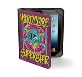 HARDCORE SUPERSTAR - IPAD/TABLET, SKULL LOGO