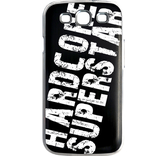 HARDCORE SUPERSTAR - GALAXY S3 CASE, BIG LOGO